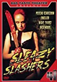 Sleazy Slashers 4 Movie Pack [Import]