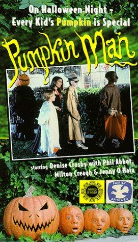 Pumpkin Man [VHS]