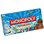 Futurama: Monopoly Collector's Edition