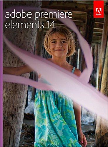 Adobe Premiere Elements 14 Multi-Platform 14 [Old Version] (Premier Video Editing Software compare prices)