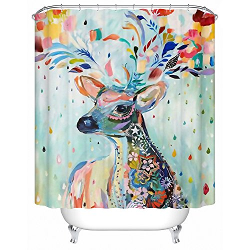 Cool Shower Curtains Are Funky Fun And Bring Out The