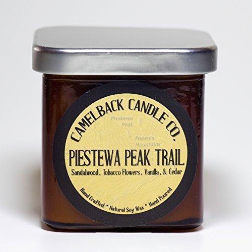 Piestewa Peak Trail - Scented Vegan Soy Candle 8.5oz (Piestewa Peak compare prices)