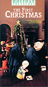 The First Christmas [VHS]