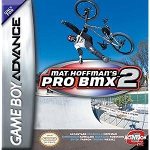 Mat Hoffman's Pro BMX 2 GBA