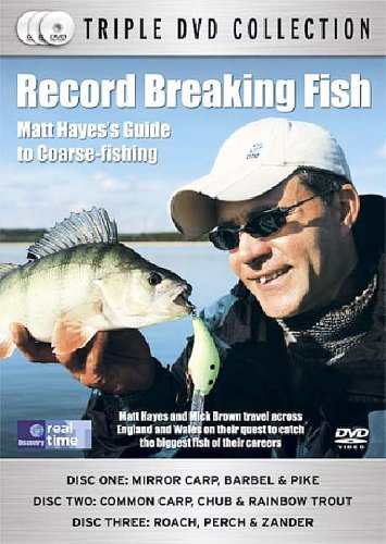 Record Breaking Fish [DVD]