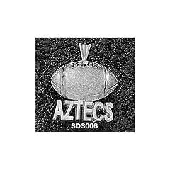 San Diego State Aztecs Football - 10K Gold by Logo Art
