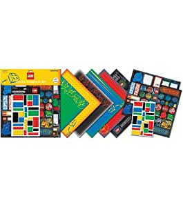 Lego Page Kit 12-Inch-by-12-Inch, Classic