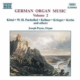 German Organ Music, Vol. 2