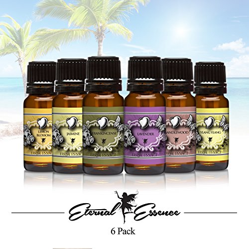 Fragrance-Oil-Essence-of-Relaxation-Lavender-Frankinsence-Jasmine-Sandalwood-Ylang-Ylang-Lemon-Blossom-10-Ml-Scented-Oil