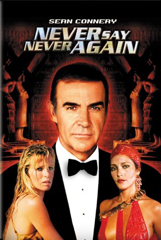 Cover art for  Never Say Never Again
