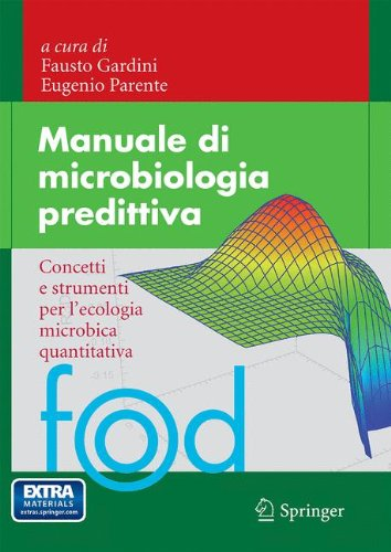Manuale di microbiologia predittiva. Concetti e strumenti nell'ecologia microbica quantitativa