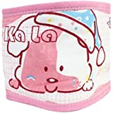 DEHANG Baby Infant Double layer Cotton Adjustbale Umbilical Cord belly Band Care Hernia Truss - Pink