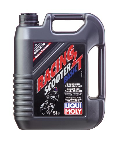 Liqui Moly Racing Scooter 2T Basic Rolleröl