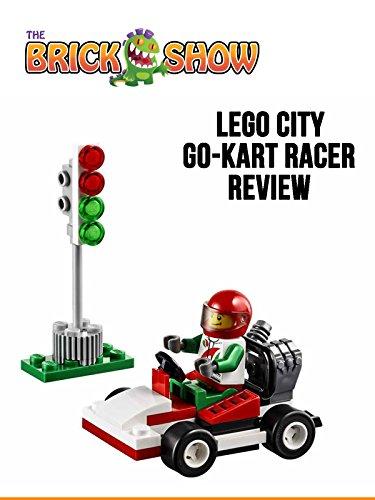 LEGO City Go-Kart Racer Review LEGO (30314)