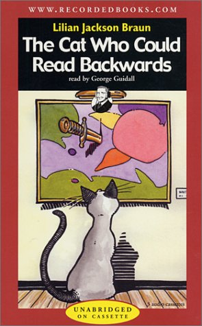 The Cat Who Could Read Backwards Audiobook