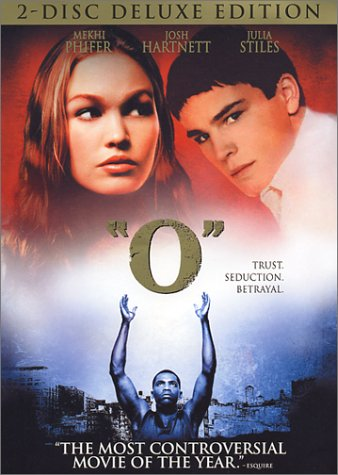 a review of the movie othello Performances, dvd, film, and book reviews for the tragedy of othello.