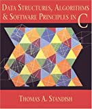 img - for Data Structures, Algorithms, and Software Principles in C book / textbook / text book