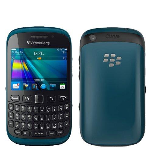 Blackberry Curve 9320 Teal WiFi Keyboard Unlocked