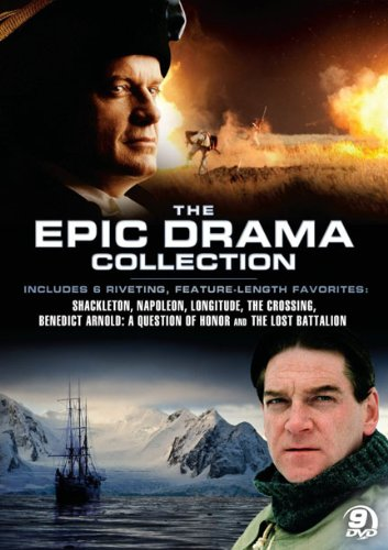 Cover art for  The Epic Drama Collection