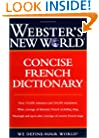 Webster's New World Concise French Dictionary