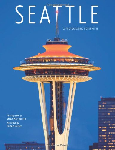 Seattle: A Photographic Portrait II (Seattle Coffee Table Book compare prices)