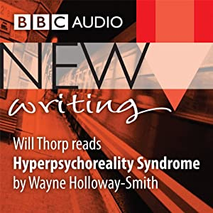 BBC Audio New Writing Audiobook