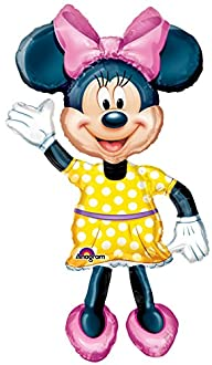 Anagram International Minnie Mouse Ai…