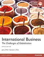 International Business, 7th Global Edition Front Cover