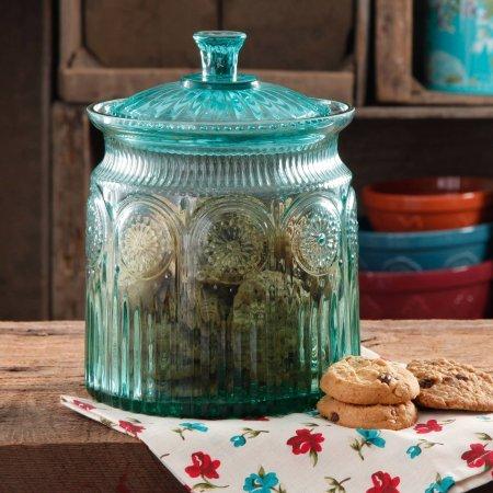 the-pioneer-woman-adeline-glass-cookie-jar-turquoise