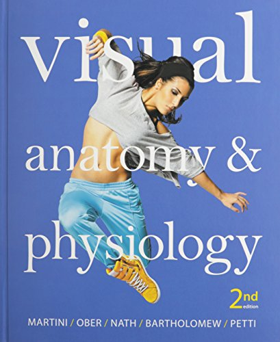Visual Anatomy & Physiology & Modified MasteringA & P with Pearson eText -Access Card - for Visual Anatomy & Physiology & Martini's Atlas of the Human. Physiology 10-System Suite CD-ROM Package