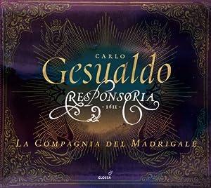 Gesualdo / Responsoria