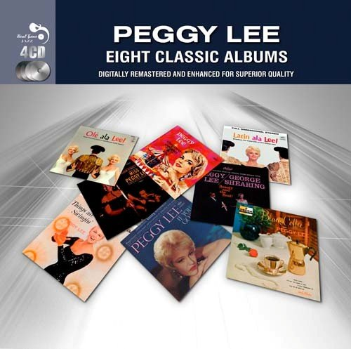 Peggy Lee - 8 Classic Albums - Peggy Lee - Zortam Music