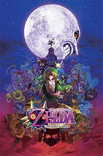 The Legend of Zelda : Majora Mask