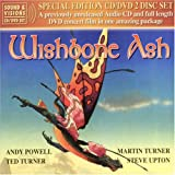 Wishbone Ash In Concert,The Bedrock Series Special Edition CD/DVD 2 Disc Set