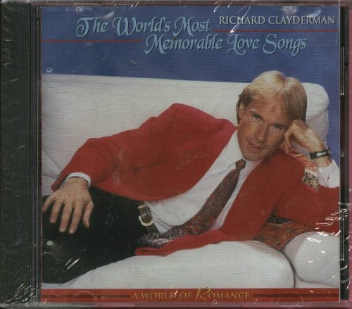 Richard Clayderman - Love Songs Of The World - Zortam Music