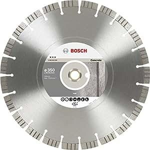 Disque à tronçonner diamanté Best for Concrete (400 x 20,00+25,40 x 3,2 x 12 mm)