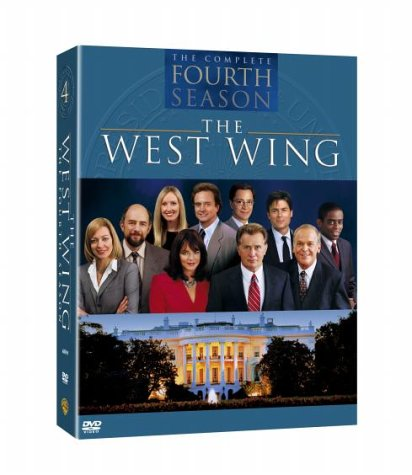 The West Wing – Complete Season 4 [DVD]
