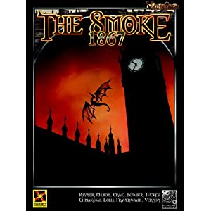 The Smoke: A Sourcebook ofLondon for Victoriana