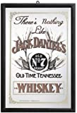 Jack Daniels - Bar Mirror (There's Nothing Like It) (Size: 9'' x 12'')
