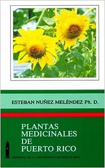 Plantas Medicinales De Puerto Rico Folklore Fundamentos