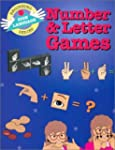 Sign Language:Numer & Letter Games