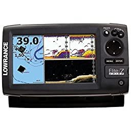LOWRANCE 000-11665-001 Elite-7 CHIRP Fishfinder with CO BA XD Skimmer(R) Transducer