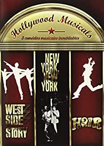 Comédies musicales - Coffret 3 films : West Side Story + Hair + New York, New York