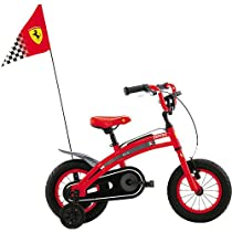 """12"""" Ferrari CX-10 Boys' Bike"""