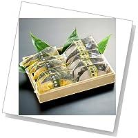 小針水産 アラスカ産 銀ダラ 西京漬・塩糀漬け セット(各1切れ 真空パック包装 5個入り)