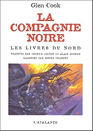 Le cycle de la Compagnie Noire - Glen Cook 51S3Z7XKX1L._SY445_