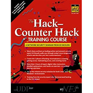 SANS Hack-Counter Hack Training Course (2 cds)