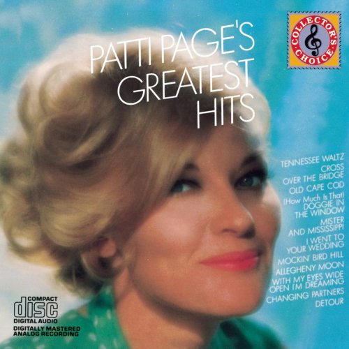 Patti Page - Patti Page - Greatest Hits [Columbia] - Lyrics2You