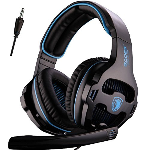 SADES  Gaming Headset Headphones with Microphone