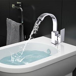 Msc6013s miscelatore rubinetto monocomando da cucina - Miscelatore cucina economico ...